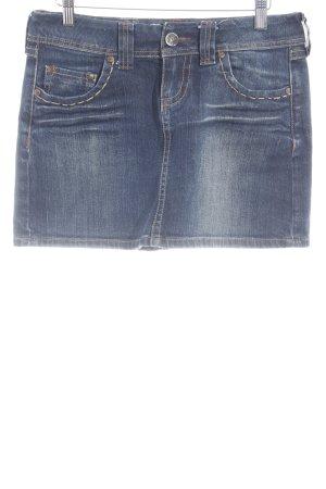 Esprit Jeansrock dunkelblau Casual-Look