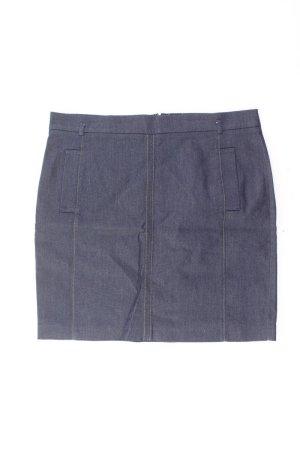 Esprit Jeansrock Größe 40 blau aus Baumwolle