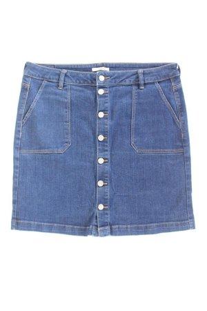 Esprit Jeansrock Größe 42 blau