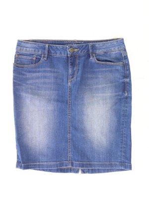 Esprit Jeansrock Größe W26 blau aus Baumwolle