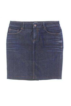 Esprit Jeansrock Größe W29 blau