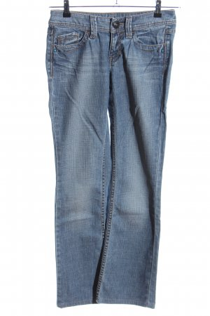 Esprit Jeansschlaghose blau Casual-Look