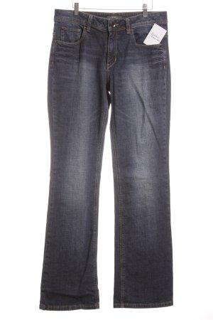 Esprit Jeansschlaghose blau klassischer Stil