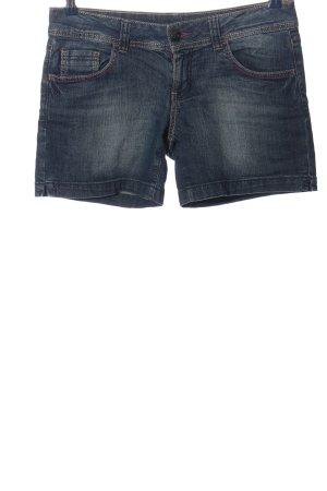 Esprit Jeansshorts blau Casual-Look