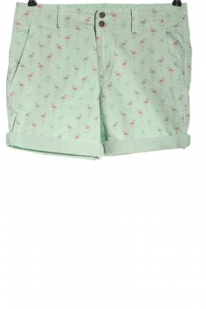 Esprit Jeansshorts Allover-Druck Casual-Look