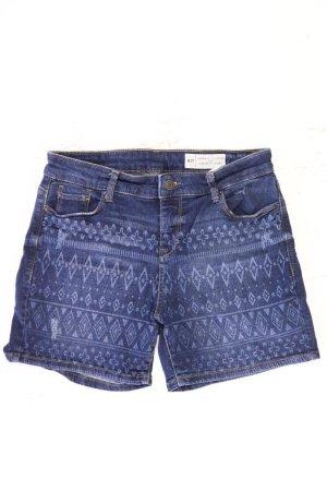 Esprit Shorts blue-neon blue-dark blue-azure cotton