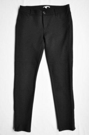 Esprit Jersey Hose Biker-Style Treggings schwarz Gr. L