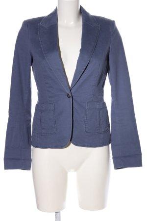 Esprit Jerseyblazer blau Casual-Look