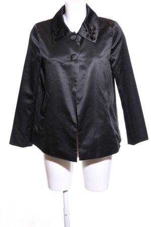 Esprit Jerseyblazer schwarz extravaganter Stil