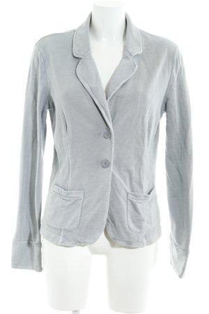 Esprit Jerseyblazer blassblau Business-Look