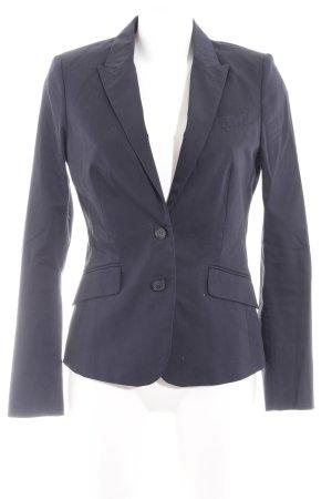 Esprit Jerseyblazer dunkelblau Business-Look