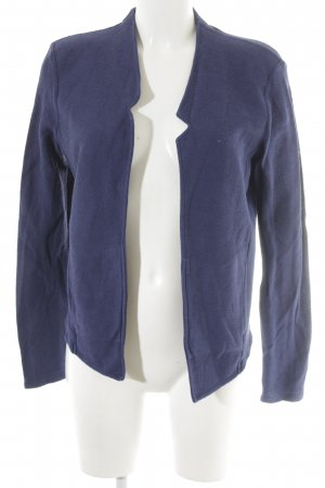 Esprit Jerseyblazer dunkelblau Casual-Look