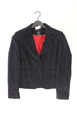 Esprit Jerseyblazer Größe 36 schwarz aus Polyester