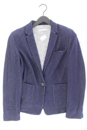 Esprit Jerseyblazer Größe 42 blau aus Baumwolle