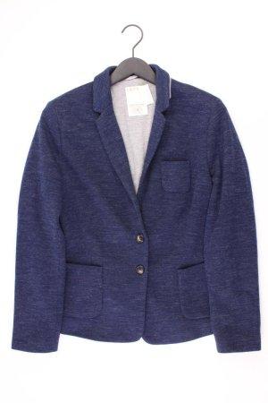 Esprit Blazer in jersey blu-blu neon-blu scuro-azzurro Poliestere