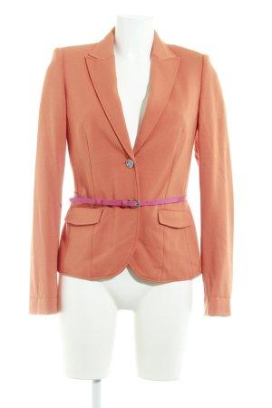 Esprit Jerseyblazer orange extravaganter Stil