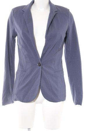 Esprit Jerseyblazer stahlblau klassischer Stil