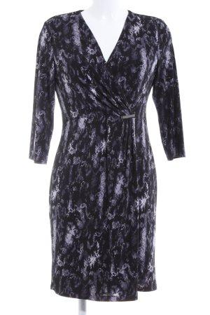 Esprit Jersey Dress abstract pattern elegant