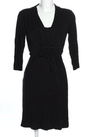 Esprit Jerseykleid schwarz Casual-Look