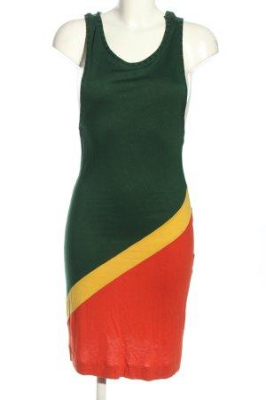 Esprit Jerseykleid mehrfarbig Casual-Look