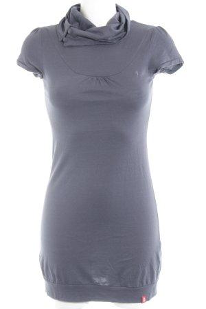 Esprit Jerseykleid grau Casual-Look