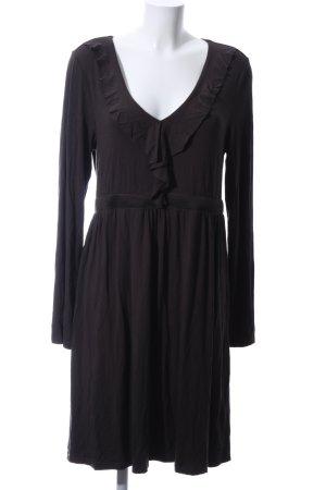 Esprit Robe en jersey noir style décontracté