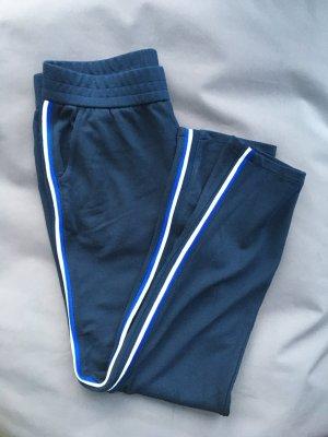 Edc Esprit Pantalon de jogging bleu foncé