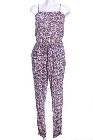 Esprit Jumpsuit Blumenmuster Casual-Look
