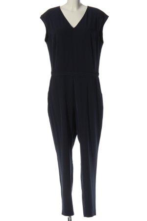Esprit Jumpsuit blau Business-Look