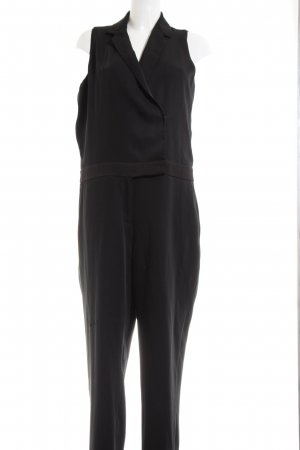 Esprit Jumpsuit schwarz Business-Look