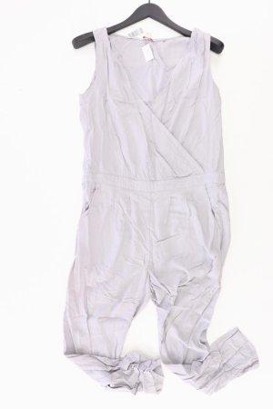 Esprit Jumpsuit Größe 38 grau aus Viskose