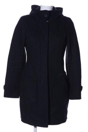 Esprit Hooded Coat black business style