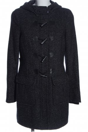 Esprit Hooded Coat black business style