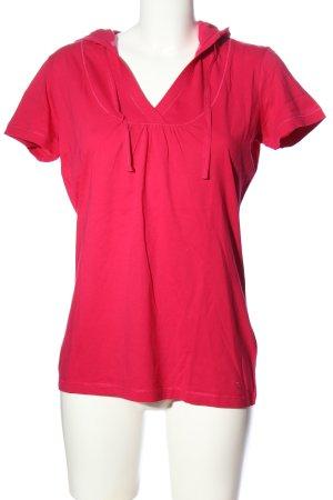 Esprit Koszulka z kapturem różowy W stylu casual