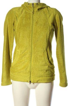 Esprit Kapuzensweatshirt grün Casual-Look