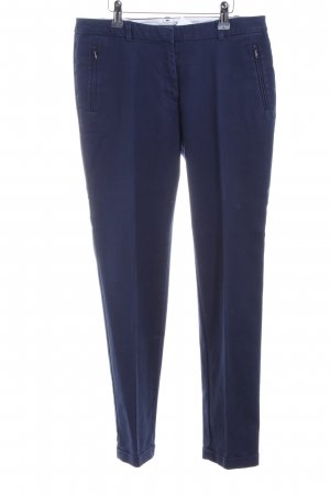 Esprit Karottenhose blau Business-Look
