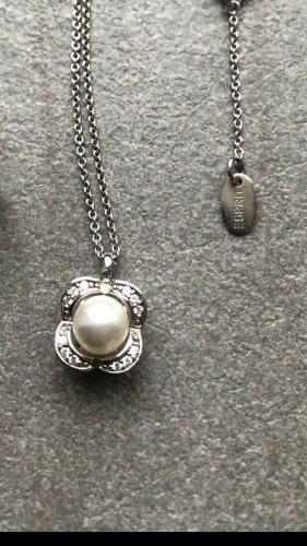 Esprit Cadena de plata color plata plata verdadero