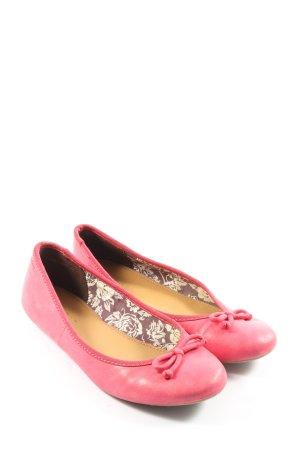 Esprit Bailerinas rosa look casual