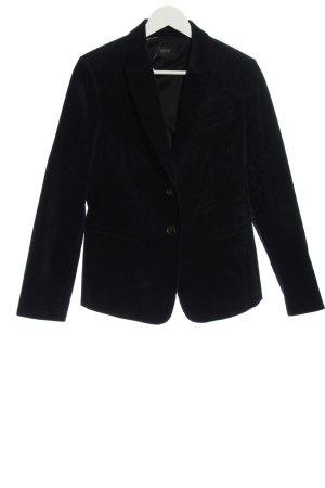 Esprit Klassischer Blazer schwarz klassischer Stil