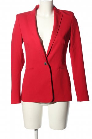 Esprit Klassischer Blazer red business style