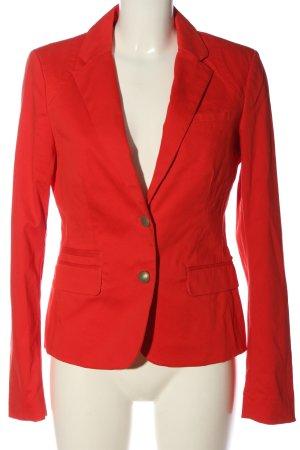 Esprit Klassischer Blazer rouge style classique