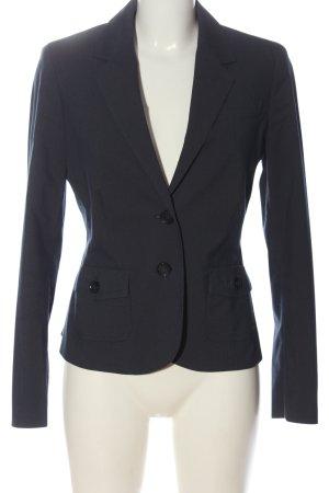 Esprit Klassischer Blazer blau Business-Look