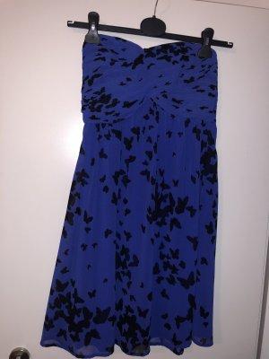 Esprit Bandeau Dress blue