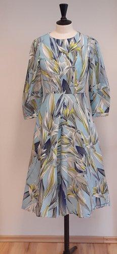 adc by Esprit Sukienka o kroju litery A błękitny