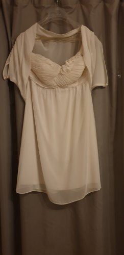 Esprit Wedding Dress white-oatmeal polyester
