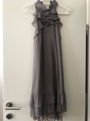 Esprit Halter Dress grey
