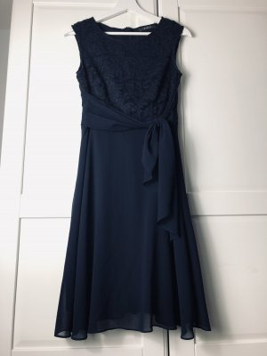 Esprit Kleid dunkelblau