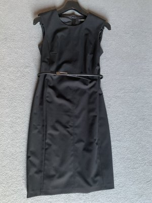 Esprit Kleid Etuikleid schwarz  Gr  38