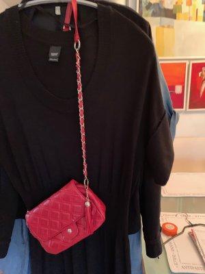 Esprit Robe en maille tricotées noir viscose