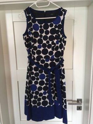 Esprit Kleid Gr. 36 S Punkte